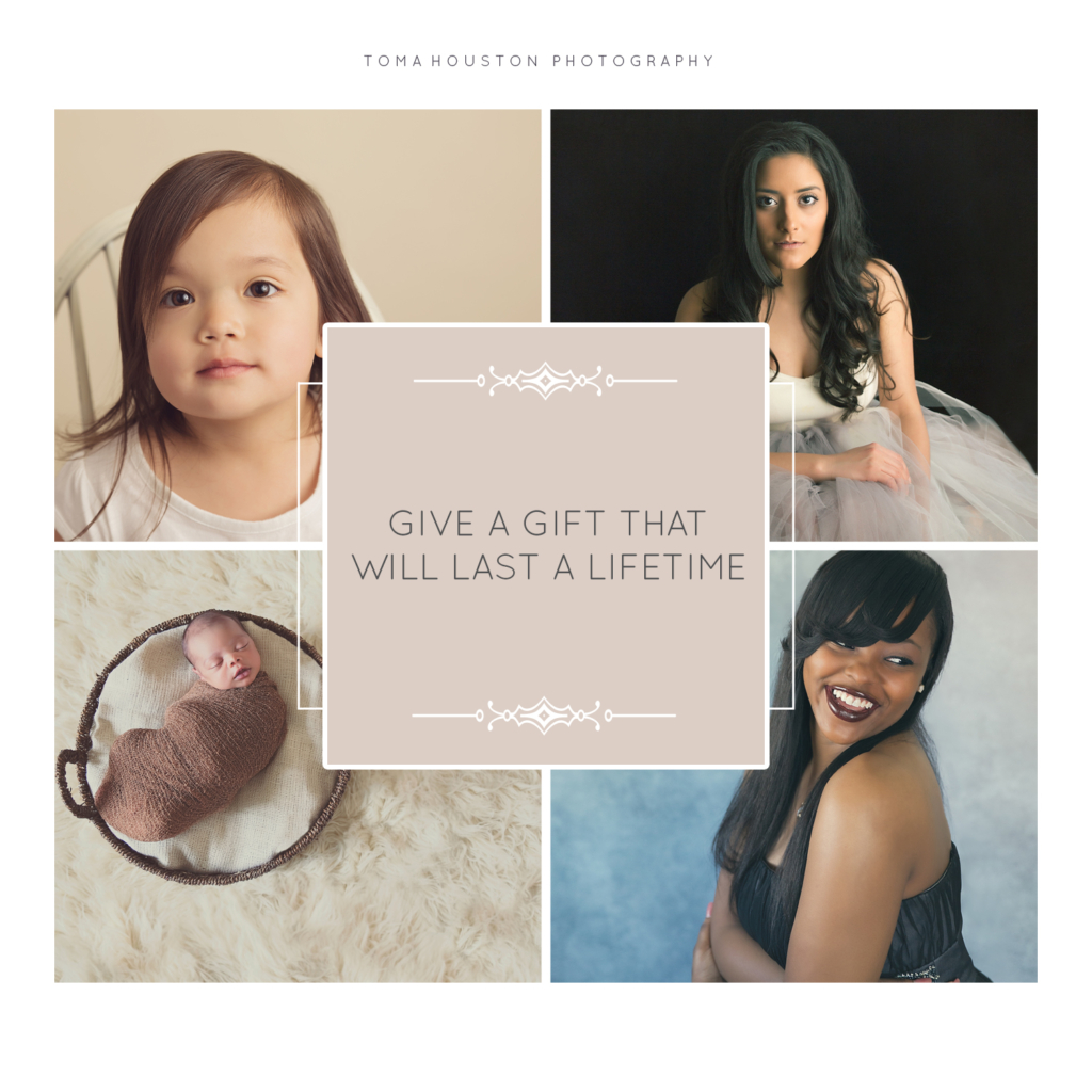 Gift Card | Toma Houston Photography