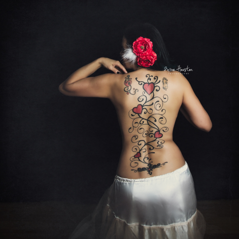 Chicago Tattoo Photographer | Toma Houston Photography