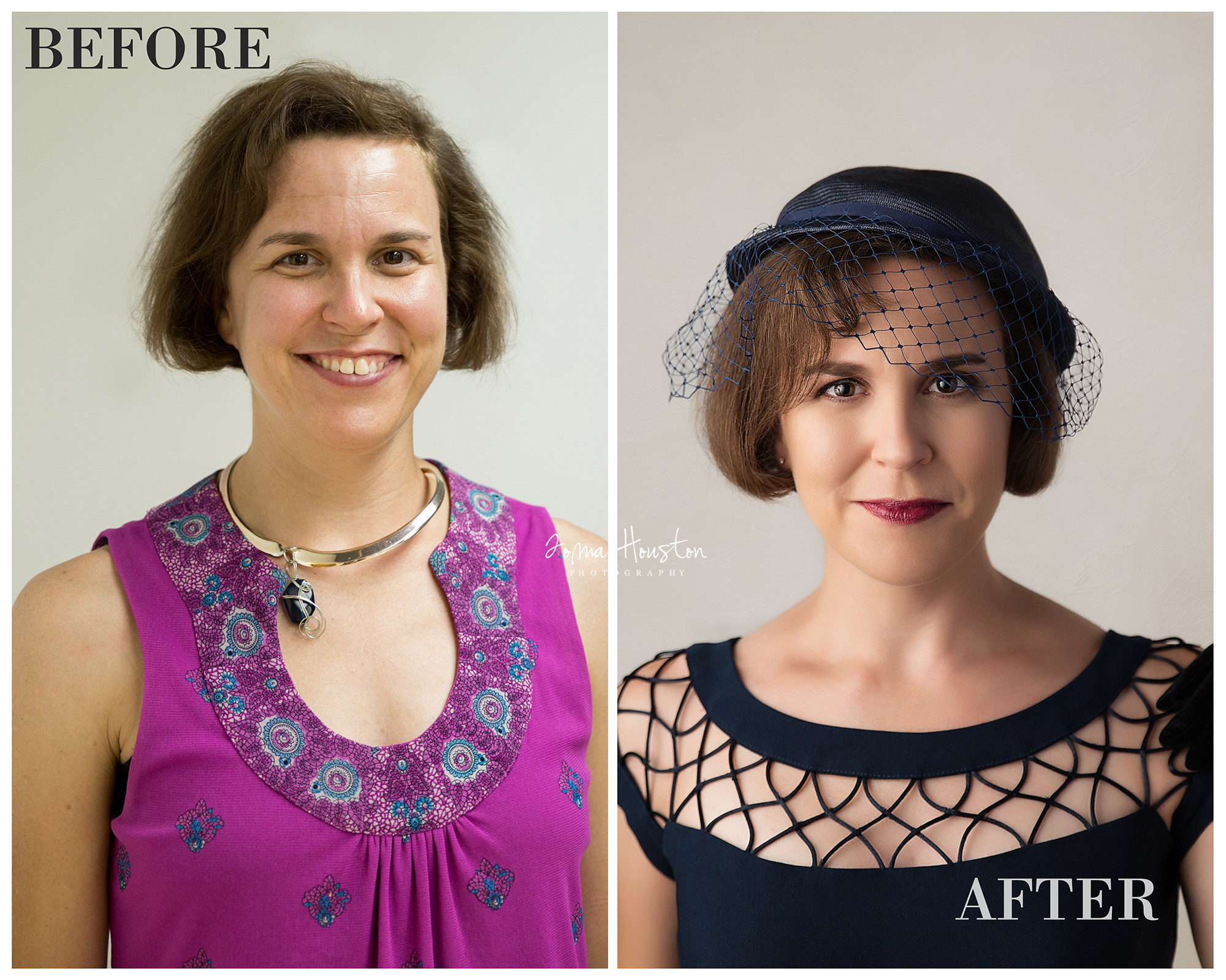 Alison Before and After | Toma Houston Photography Chicago