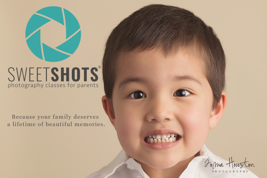 Sweet Shots Photography Classes for Parents | Toma Houston Photography Chicago